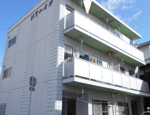 高知市桟橋通1 貸アパート2DK