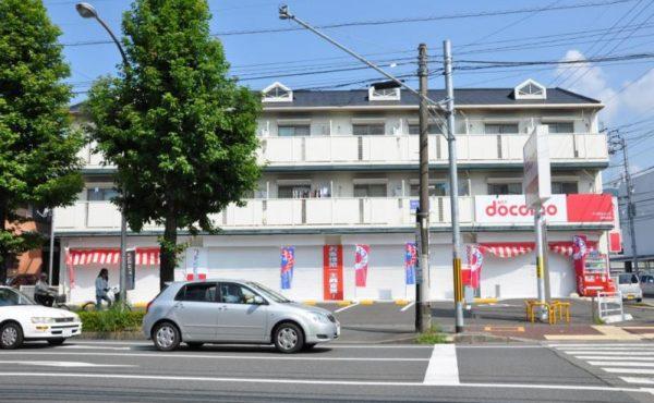 高知市 中万々 3DKアパート