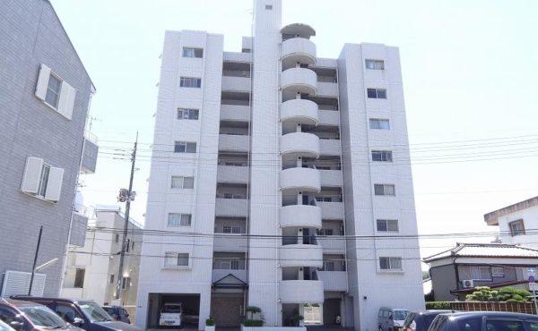 高知市 中心街の賃貸マンション