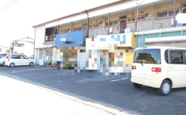 高知市北部 2Kアパート