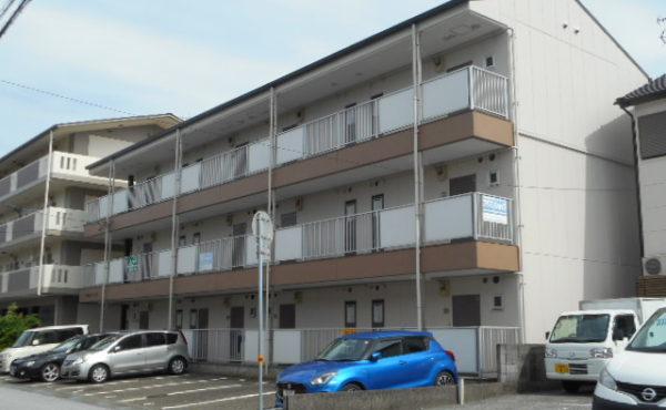 高知市高須新町1DK賃貸マンション