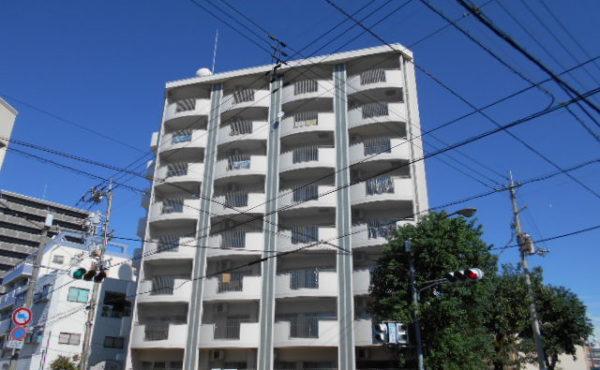 高知市桟橋通1丁目 2DK賃貸マンション