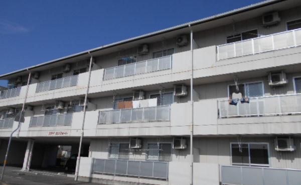高知市一宮西町 2DKアパート