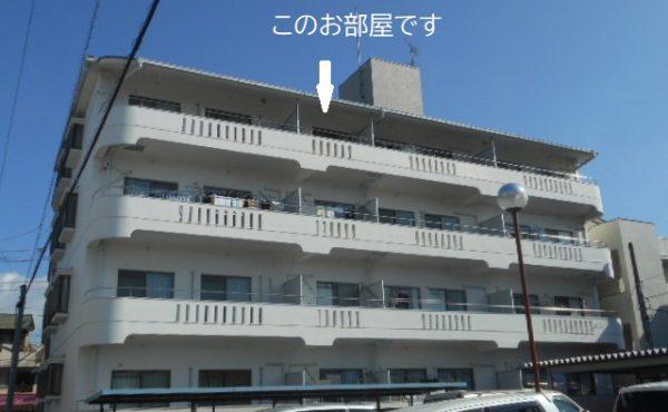 高知市高須新町 賃貸マンション「サンハイツ小松」