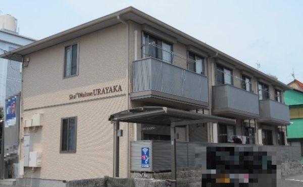 高知市高須1LDKアパート