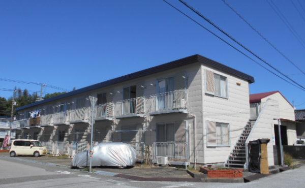 高知市 東部1Kアパート 学割サービス始めました。