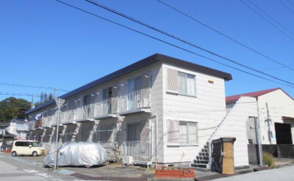高知市 東部地区1Kアパート 学割サービス始めました。