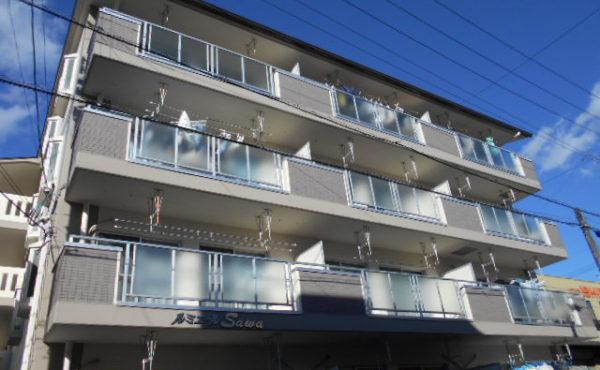 高知市高須新町2 2DKマンション