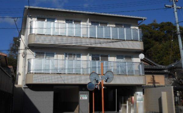 高知市高須本町 2DK賃貸マンション
