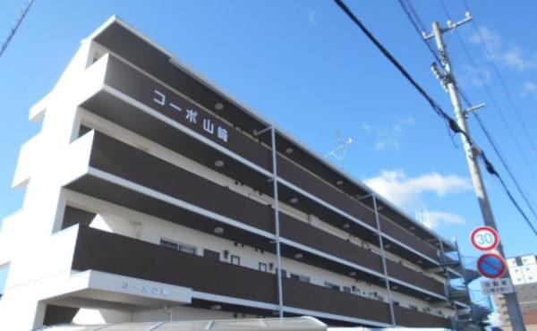高知市東部2DK賃貸マンション