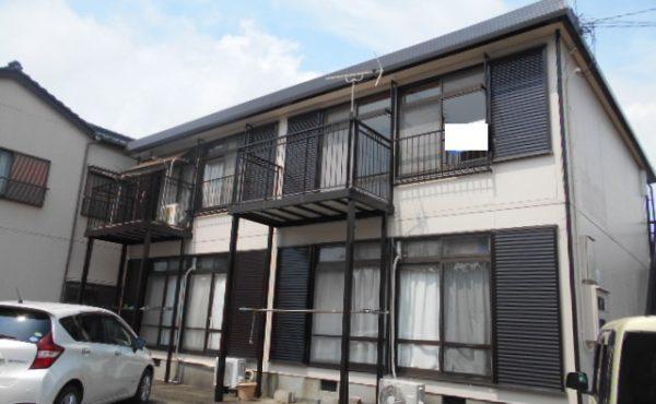高知市東部 2DKアパート