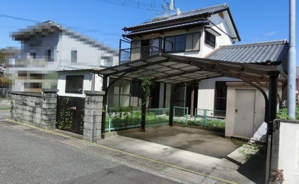 高知県東部 売戸建住宅