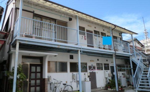 高知市高須3丁目 2階建アパート