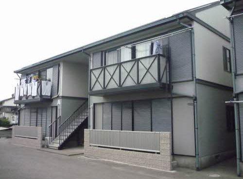 高知市塚ノ原アパート
