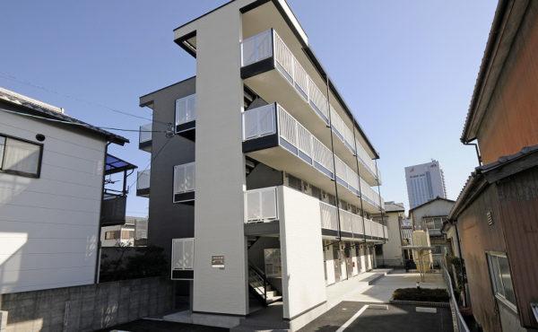 高知市桜井町 レオパレス21